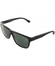 Emporio Armani Ea4035 58 Modern siyah 501.771 güneş gözlüğü