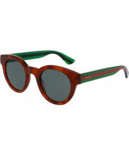 Gucci Mens 003 güneş gözlüğü gg0002s