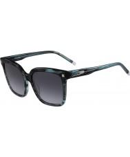 Calvin Klein Collection Bayanlar ck4323s yeşil güneş gözlüğü çizgili