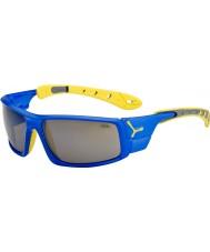 Cebe Buz 8000 elektrik mavi, sarı güneş gözlüğü