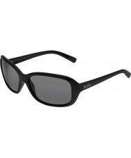Bolle Molly parlak siyah tns güneş gözlüğü
