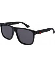 Gucci Mens 001 güneş gözlüğü gg0010s