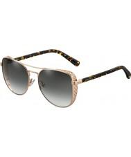 Jimmy Choo Bayanlar sheena s ddb 9o 58 güneş gözlüğü