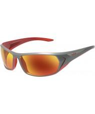Bolle Blacktail parlak antrasit kırmızı tns yangın güneş gözlüğü