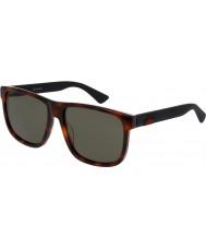 Gucci Mens 006 güneş gözlüğü gg0010s