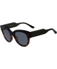 Marni Bayanlar havana ve mavi güneş gözlüğü me600s