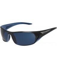 Bolle Blacktail parlak mavi siyah polarize deniz mavi güneş gözlüğü