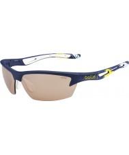 Bolle Bolt ryder cup mavi sarı modülatör v3 golf güneş gözlüğü