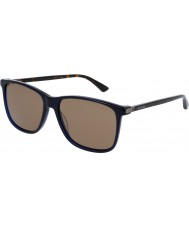 Gucci Mens 005 güneş gözlüğü gg0017s