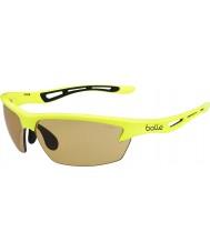 Bolle Bolt neon sarı modülatör v3 golf güneş gözlüğü