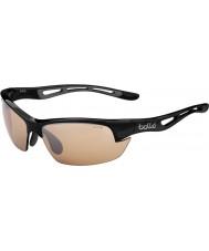 Bolle Bolt s siyah modülatör v3 golf güneş gözlüğü