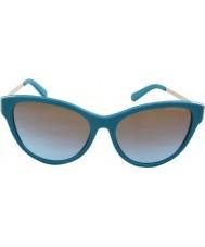Michael Kors Mk6014 57 punte alanları yumuşak dokunuş 302.348 güneş gözlüğü tortoise