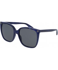 Gucci Bayanlar gg0022s 005 güneş gözlüğü
