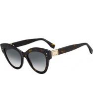 Fendi Bayanlar ff0266 s 86 9o 52 peekaboo güneş gözlüğü