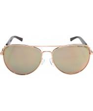 Michael Kors Mk1003 58 fiji altın 1003r5 güneş gözlüğü gül