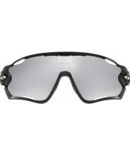 Oakley Oo9290-19 jawbreaker cilalı siyah - krom iridyum havalandırmalı güneş gözlüğü