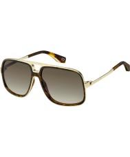Marc Jacobs Bayanlar marc 265 s 086 ha 60 güneş gözlüğü