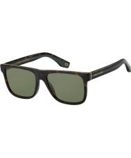 Marc Jacobs Erkekler marc 275 s 086 qt 55 güneş gözlüğü