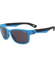 Cebe Avatar (yaş 7-10) mat mavi, siyah 1500 gri mavi ışık güneş gözlüğü