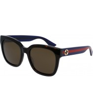 Gucci Bayanlar gg0034s 004 güneş gözlüğü