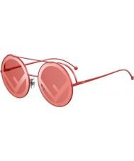 Fendi Bayanlar ff0285 s c9a 0l 63 kaçıyor güneş gözlüğü