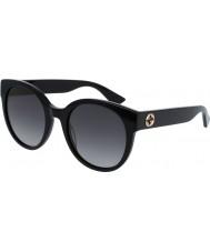 Gucci Bayanlar gg0035s 001 güneş gözlüğü