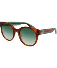 Gucci Bayanlar gg0035s 003 güneş gözlüğü