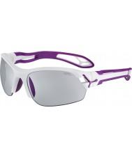 Cebe Cbspring5 s-pring beyaz güneş gözlüğü