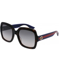 Gucci Bayanlar gg0036s 004 güneş gözlüğü