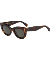 Celine Kadınlar 41050-s 05L 1e bağa güneş gözlüğü cl