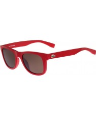 Lacoste L790s kırmızı güneş gözlüğü