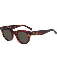 Celine Bayanlar 41053-ler 05D 1e yeşil bağa güneş gözlüğü cl