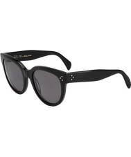 Celine Bayanlar 41755 807 3h siyah güneş gözlüğü cl