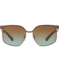 Michael Kors Mk1018 56 Ağustos bronz 11475d güneş gözlüğü