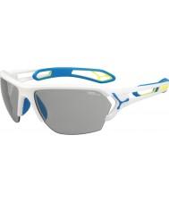 Cebe Cbstl8 s-track l beyaz güneş gözlüğü