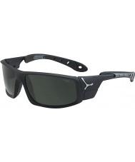 Cebe Buz 8000 mat siyah, gri güneş gözlüğü