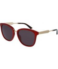 Gucci 004 güneş gözlüğü Gg0073s