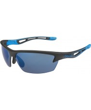Bolle Bolt mat siyah gül-mavi güneş gözlüğü