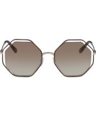 Chloe Bayanlar ce132s 205 58 haşhaş güneş gözlüğü