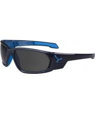 Cebe S-cape büyük antrasit mavi polarize güneş gözlüğü