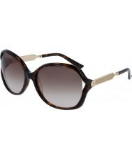 Gucci Bayanlar gg0076s 003 güneş gözlüğü
