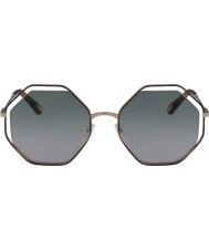 Chloe Bayanlar ce132s 240 58 haşhaş güneş gözlüğü