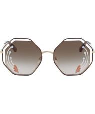 Chloe Bayanlar ce132sri 258 58 haşhaş güneş gözlüğü