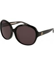 Gucci Bayanlar 001 güneş gözlüğü gg0080sk