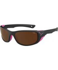 Cebe orta mat siyah pembe 2000 kahverengi flaş ayna güneş gözlüğü Jorasses