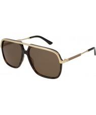 Gucci Gg0200s 002 57 güneş gözlüğü