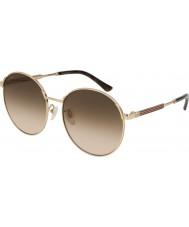 Gucci Gg0206sk 003 58 güneş gözlüğü