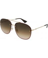 Gucci Erkekler gg0227s 003 62 güneş gözlüğü