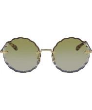 Chloe Bayanlar ce142s 817 60 gül güneş gözlüğü