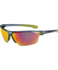 Cebe Cinetik büyük mat saydam mavi güneş gözlüğü